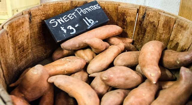 Health Benefits of Eating Sweet Potato
