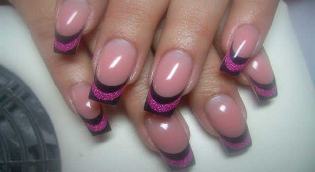 How To Make Your Nails Square Shaped