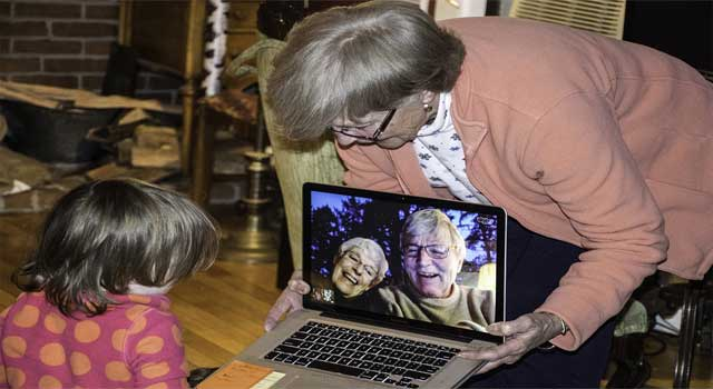 How Grandparents Are Important In Child's Life