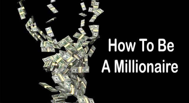 7 Proven Ways to Become a Millionaire