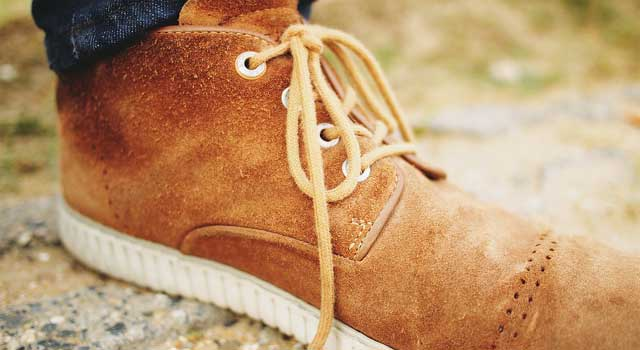 How to Clean Suede Shoes and Boots