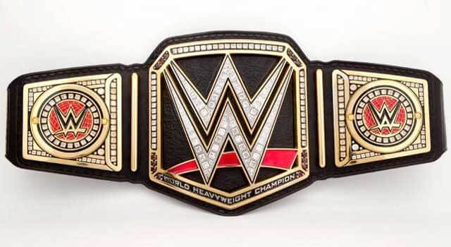 how to make a wwe United States Championship belt
