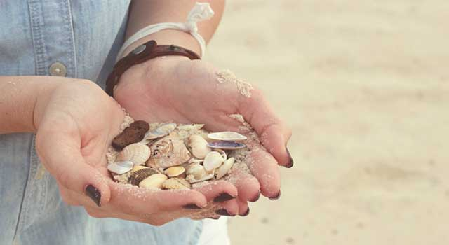 How to Make a Seashell Necklace at Home