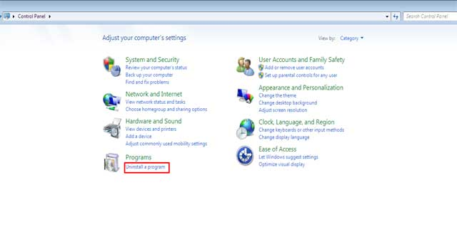 How To Manually Uninstall and Reinstall Outlook Express