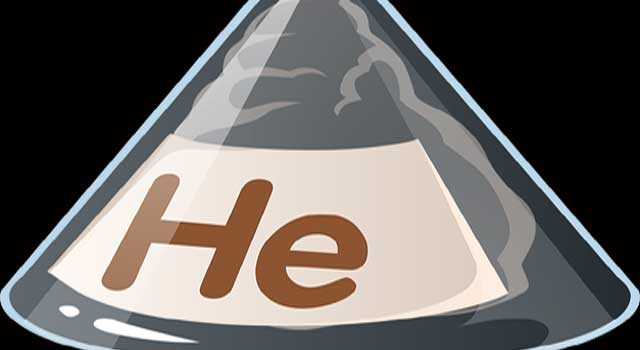 How to Measure the Mass of Helium