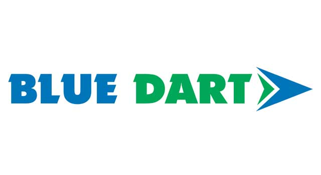 how to track blue dart courier status