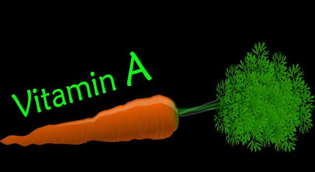 What Are The Benefits of Taking Vitamin A