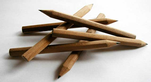 Who Invented The First Pencil and When