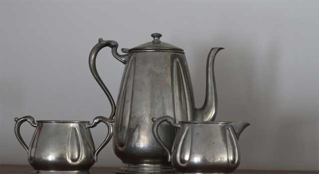 How to Clean Antique Pewter Ware