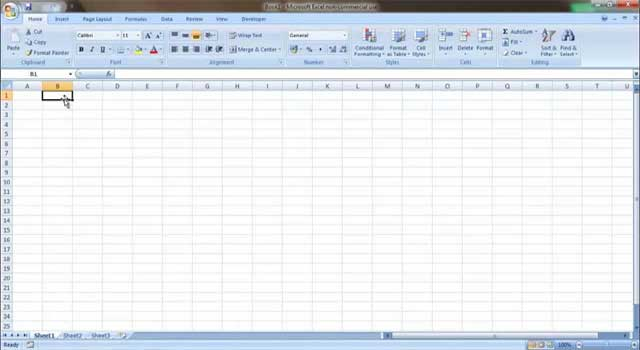 How to Lock Cells in an Excel Spreadsheet
