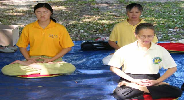 What Happens While Doing Meditation